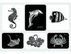 Набор карточек «Море»