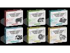 Все 6 наборов развивающих карточек VeraKit